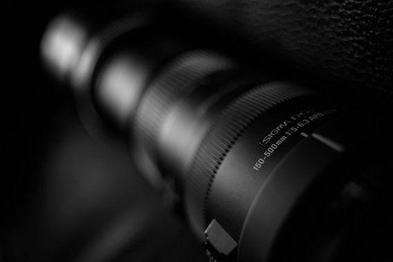 Tele lens van felipe espinosa