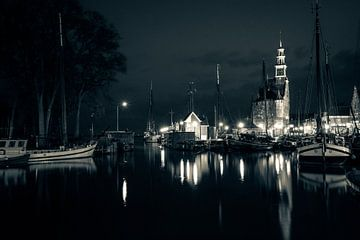 Hoorn Harbor van Kirsten Scholten