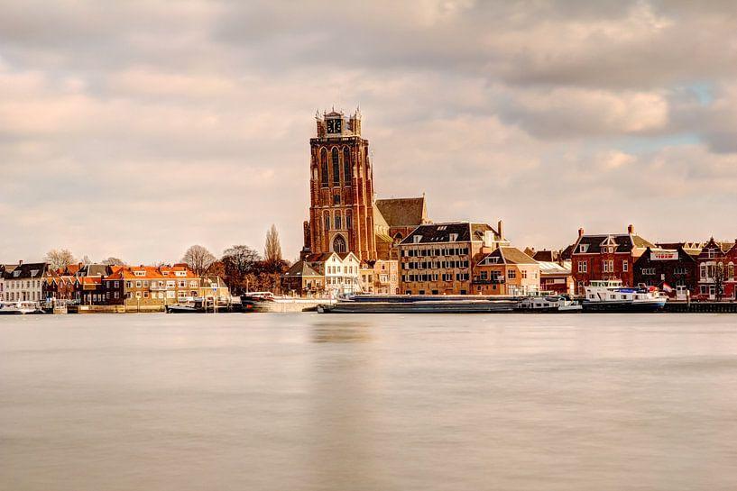 Grote Kerk Dordrecht van Sonia Alhambra Mosquera