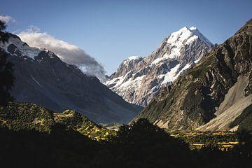 Mount Cook, Neuseeland von Floris Heuer