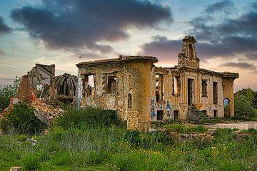 Ruine von Torre Green Soul von Atelier Liesjes