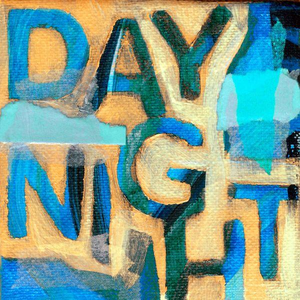 Day Night van Eva van den Hamsvoort