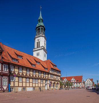 Église de la ville, Celle, Landes de Lunebourg sur Torsten Krüger
