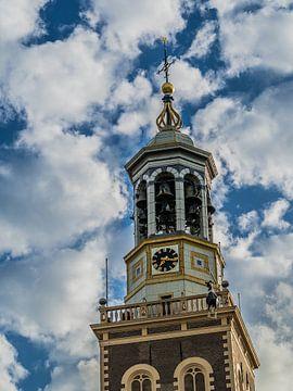 Nieuwe Toren, Kampen van Gerrit Veldman