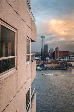 Deloitte aus einer Wohnung von Prachtig Rotterdam