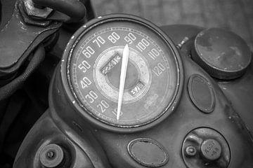 Motorrad, Harley Davidson, dem Zweiten Weltkrieg von Guido van Veen