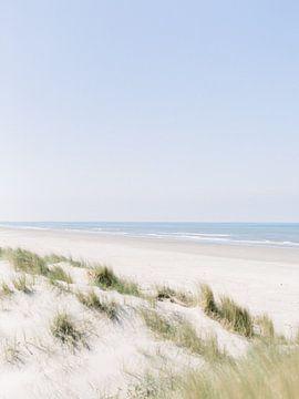 Strand von Ameland | Watteninseln Niederlande | Dünen Ameland von Michelle Wever
