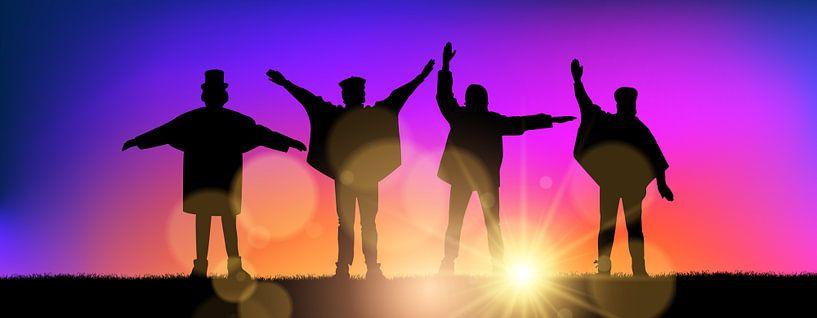 Tribute to The Beatles van Harry Hadders