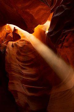Canyons in Amerika, Antelope Canyon von Gert Hilbink