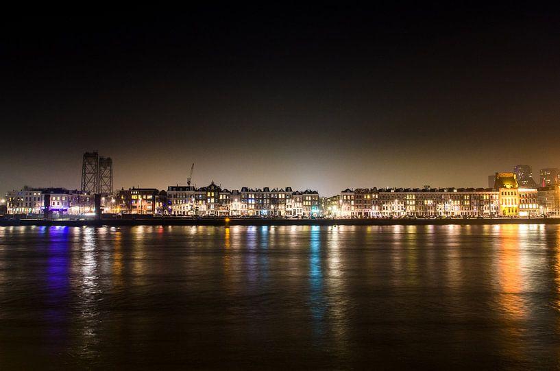 Rotterdam - Maaskade - Noordereiland - De Hef van Ricardo Bouman   Fotografie