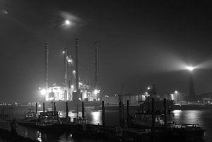 IJmuiden haven von Michel Postma