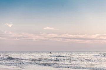 Schemering op zee von pieter musterd