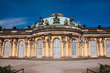 Slot Sanssouci van Ton de Koning