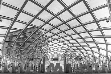 Metrostation Den Haag CS von Jørgen Geers