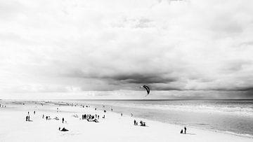 Kitesurfer in SPO
