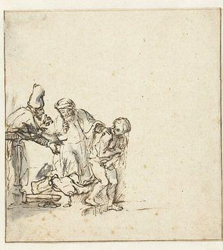 Susanna und die Ältesten, Rembrandt van Rijn