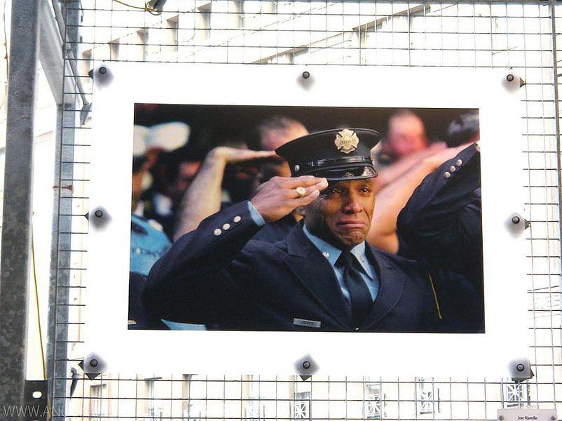 New York, 9/11 van Anuska Klaverdijk