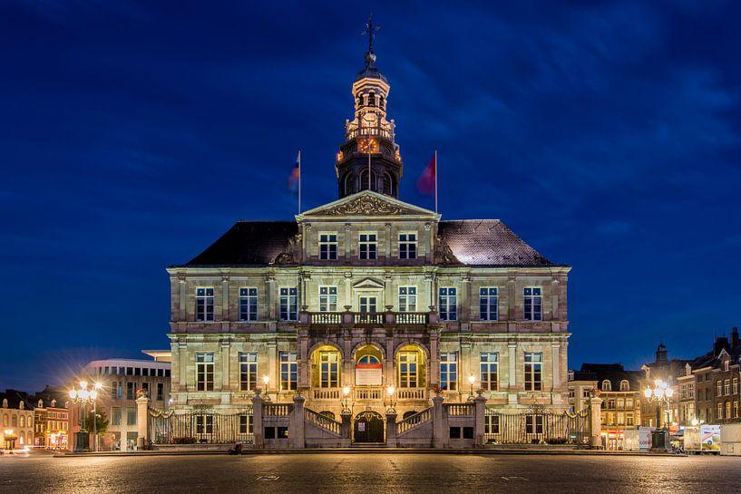 Stadhuis Maastricht van Bert Beckers