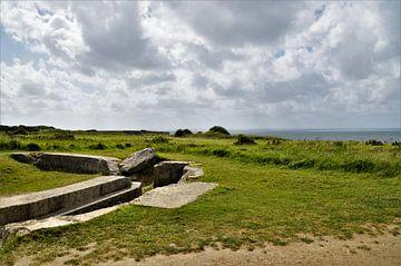 Pointe du Hoc, Normandië sur DoDiLa Foto's