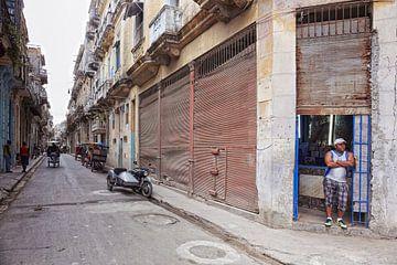 La Havane Cuba. La vie de tous les jours sur Tjeerd Kruse