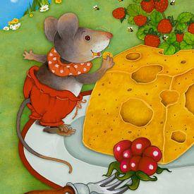 Meine lustige Maus Tammy von Marion Krätschmer