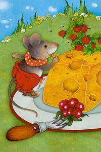 Mijn grappige muis Tammy