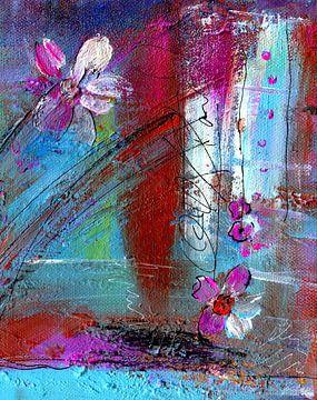 Kunstbloem ` van Claudia Gründler