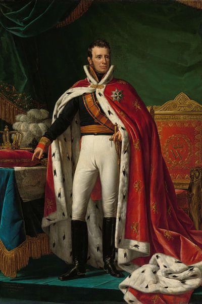 Willem I aus den Niederlanden von Diverse Meesters