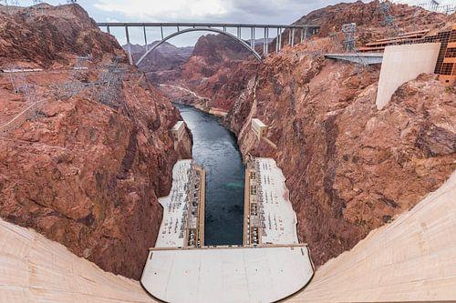 Hoover Dam benedenstrooms