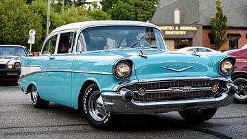 Chevrolet 210 1957 van Natasja Tollenaar