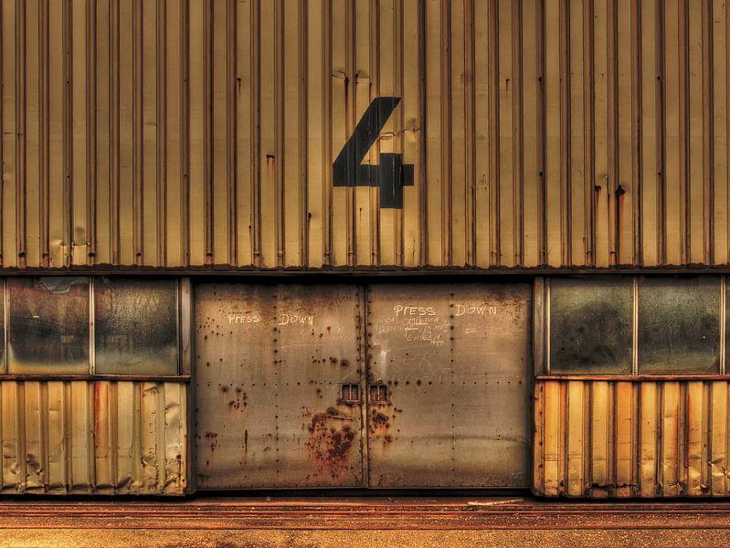 Old steel factory von Jerome Coppo