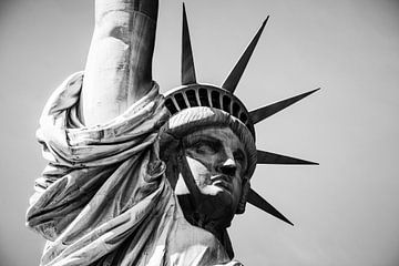 Statue de la Liberté, New York City sur Eddy Westdijk