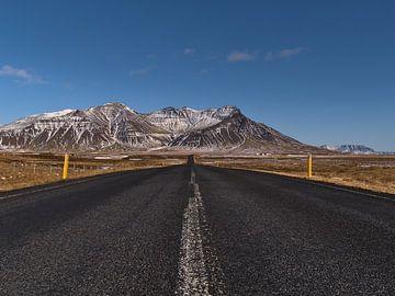 Road trip naar Snæfellsnes van Timon Schneider