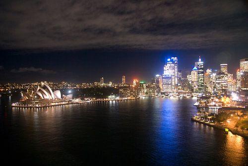 Sydney Cove  van