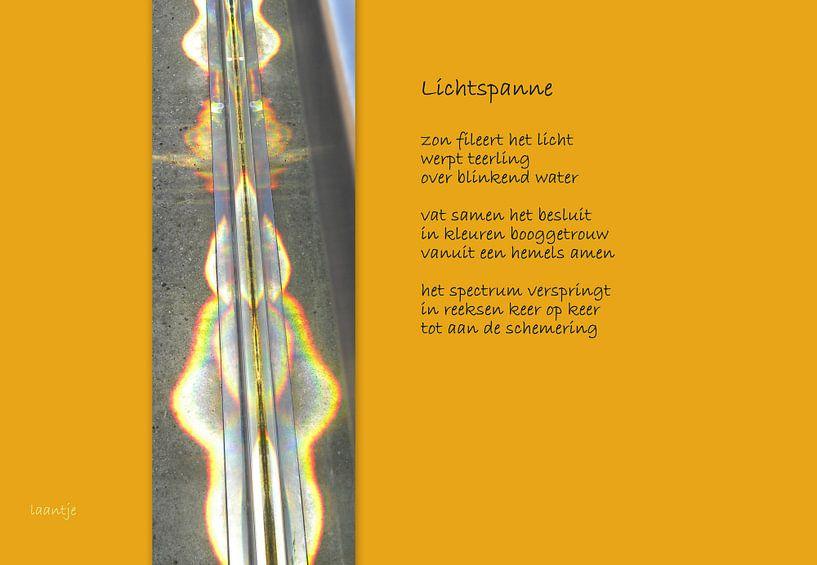 Lichtspanne van Piet Hardendood