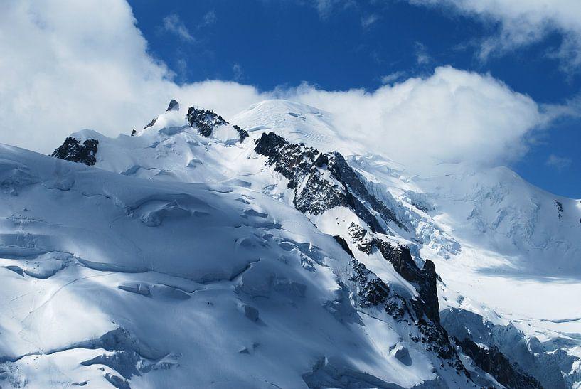 Summer Mont Blanc van Merijn Koster