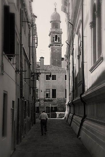 De straten van Venetie, Italie