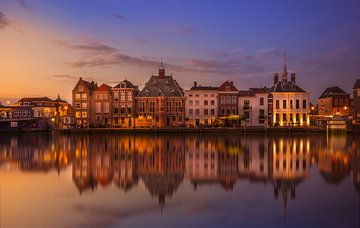 Maassluis, Zuid-Nederland van Brian van Daal