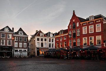 Plein in Utrecht von Kim de Been