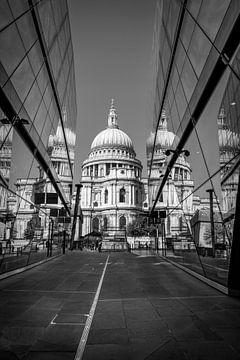 St. Paul's Kathedrale - London - Besinnung von Robin Gooijers