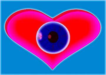 Das wahre Auge ... van Harry Ucksche