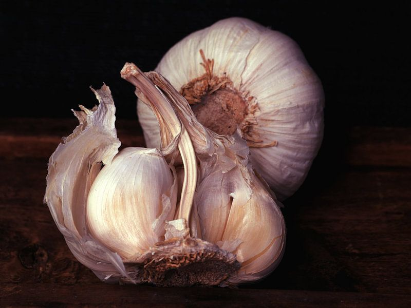 knoflook garlic van ÇaVa Fotografie