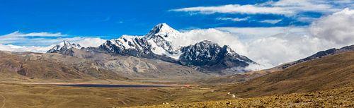 Huayna Potosí van Ronne Vinkx