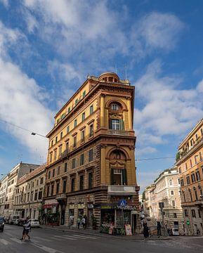 Die Straßen von Rom von Natascha Worseling