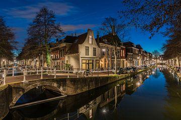 Oosteinde Delft sur Jeroen de Jongh