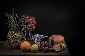 Modern stilleven Fruit