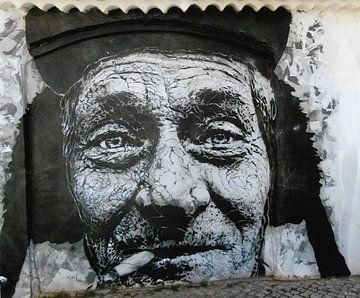 Straßenkunst 3 von Ineke de Rijk