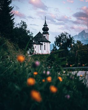 Wallfahrtskirche Maria Gern von Marion Stoffels