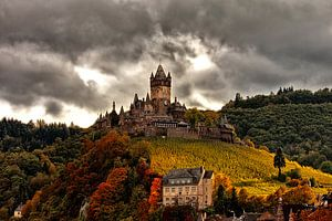 Castle on the hill von Kees Maas