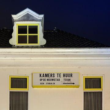 Kamers te huur in Groningen van Evert Jan Luchies